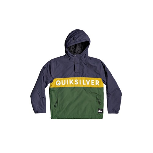 vaatteet Pojat Pusakka Quiksilver TAZAWA Multicolour