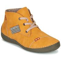 kengät Naiset Bootsit Rieker 52543-69 Yellow