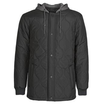 vaatteet Miehet Pusakka Urban Classics TB3704 Black