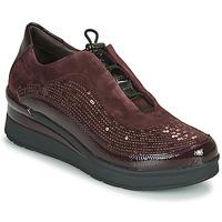 kengät Naiset Matalavartiset tennarit Stonefly CREAM 21 Bordeaux