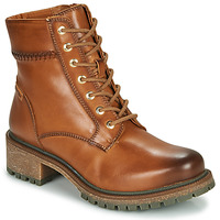 kengät Naiset Bootsit Pikolinos ASPE W9Z Brown