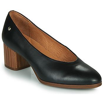 kengät Naiset Korkokengät Pikolinos CALAFAT W1Z Black