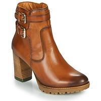 kengät Naiset Nilkkurit Pikolinos CONNELLY W7M Brown