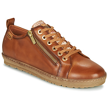 kengät Naiset Matalavartiset tennarit Pikolinos LAGOS 901 Brown