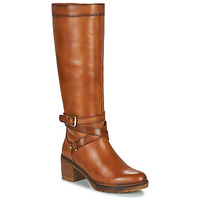 kengät Naiset Saappaat Pikolinos LLANES W7H Brown