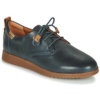 kengät Naiset Derby-kengät Pikolinos MALLORCA W8C Blue