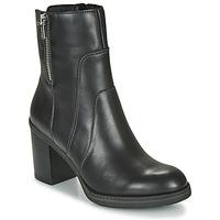 kengät Naiset Nilkkurit Pikolinos POMPEYA W9T Black