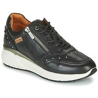 kengät Naiset Matalavartiset tennarit Pikolinos SELLA W6Z Black