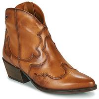 kengät Naiset Nilkkurit Pikolinos VERGEL W5Z Brown