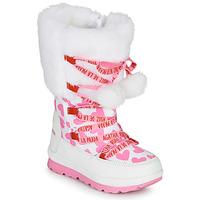 kengät Tytöt Talvisaappaat Agatha Ruiz de la Prada APRESKI Valkoinen