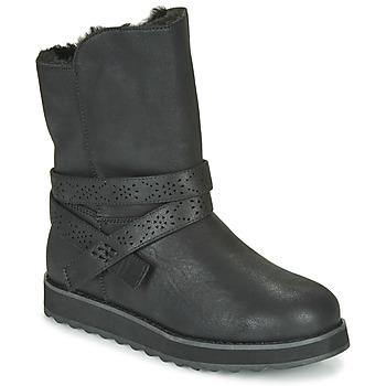 kengät Naiset Bootsit Skechers KEEPSAKES 2.0 Musta