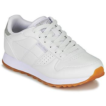 kengät Naiset Matalavartiset tennarit Skechers OG 85 White