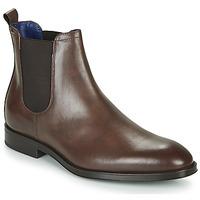 kengät Miehet Bootsit Azzaro SEVILLE Brown