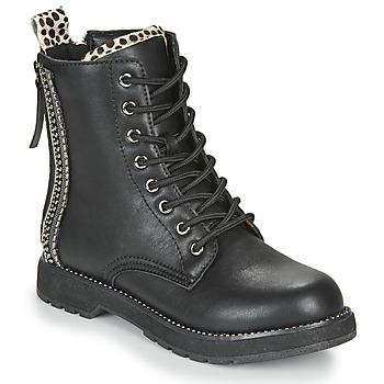 kengät Naiset Bootsit Café Noir JAYTE Musta