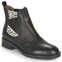 kengät Naiset Bootsit Café Noir JOYE Musta