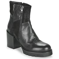 kengät Naiset Nilkkurit Café Noir JOEL Black