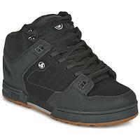 kengät Miehet Bootsit DVS MILITIA BOOT Black