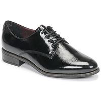 kengät Naiset Derby-kengät Tamaris JEANY Black