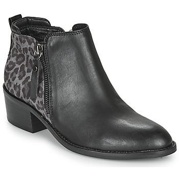 kengät Naiset Nilkkurit Elue par nous HOUP Black
