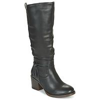 kengät Naiset Saappaat Emmshu FILI Black