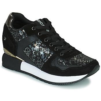 kengät Naiset Matalavartiset tennarit Gioseppo RAPLA Black