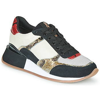 kengät Naiset Matalavartiset tennarit Gioseppo KIROV Black / White