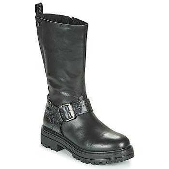kengät Naiset Bootsit Gioseppo VALLENDAR Black