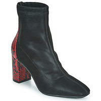 kengät Naiset Nilkkurit Gioseppo EGELN Black / Red