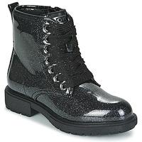 kengät Tytöt Bootsit Gioseppo XANTEN Black