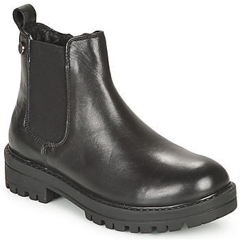 kengät Tytöt Bootsit Gioseppo ZEIL Black