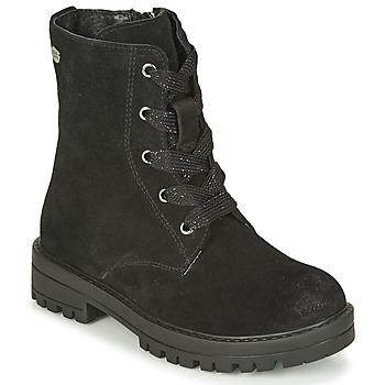 kengät Tytöt Bootsit Gioseppo DASSEL Black