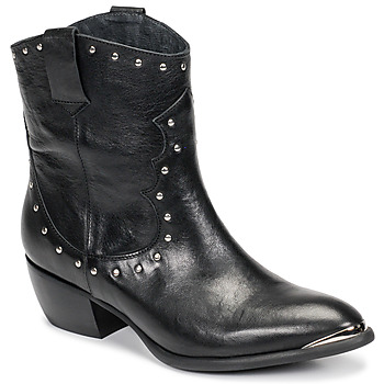 kengät Naiset Saappaat Ikks BOTTES Black