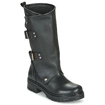 kengät Naiset Saappaat Musse & Cloud MARVIN Musta