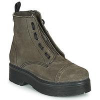 kengät Naiset Bootsit Musse & Cloud ERICA Harmaa