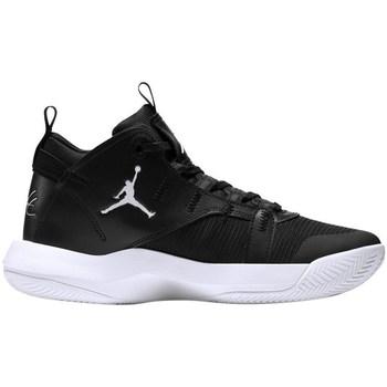 kengät Miehet Koripallokengät Nike Jordan Jumpman 2020 Mustat