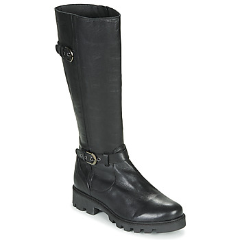 kengät Naiset Saappaat Pataugas CORA F4F Musta