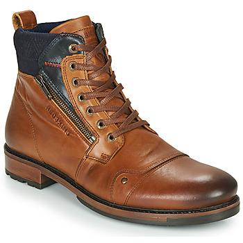 kengät Miehet Bootsit Redskins HAMAM Brown