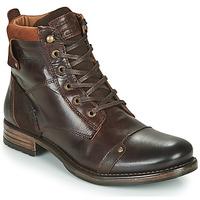 kengät Miehet Bootsit Redskins YANI Ruskea