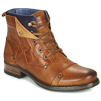 kengät Pojat Bootsit Redskins YEDES CADET Cognac
