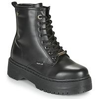 kengät Naiset Bootsit Refresh 72541 Black