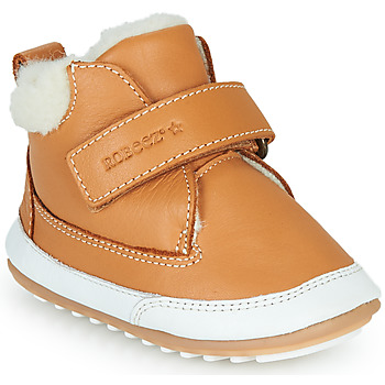 kengät Lapset Bootsit Robeez MIKRO SHOW Konjakki