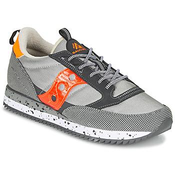 kengät Matalavartiset tennarit Saucony JAZZ (PEAK) Grey / Red / Orange