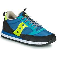 kengät Miehet Matalavartiset tennarit Saucony JAZZ (PEAK) Sininen / Musta / Keltainen