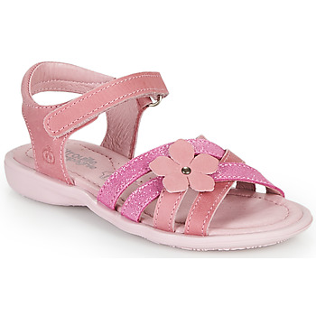 kengät Tytöt Sandaalit ja avokkaat Citrouille et Compagnie BELDAF Fuksia