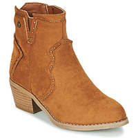kengät Naiset Nilkkurit Xti 44614 Kamelinruskea