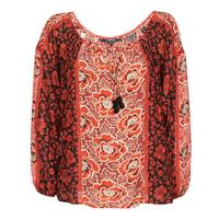 vaatteet Naiset Topit / Puserot Desigual ROSAL Punainen