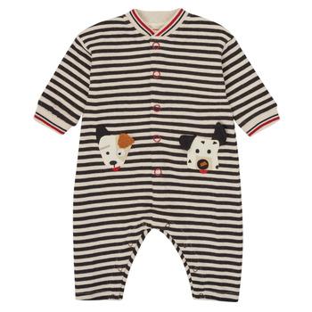 vaatteet Pojat Jumpsuits / Haalarit Catimini CR32010-29 Monivärinen
