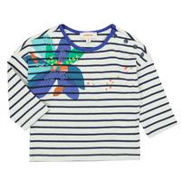 vaatteet Tytöt T-paidat pitkillä hihoilla Catimini CR10123-12 Monivärinen