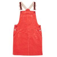 vaatteet Tytöt Lyhyt mekko Catimini CR31025-67-C Punainen