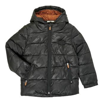vaatteet Pojat Toppatakki Catimini CR41034-02-C Musta
